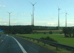 7. Transport materiałów budowlanych do Goch - gdzieś w Niemczech