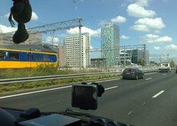10. Przeprowadzka z Wrocławia do Haarlemu - ring w Amsterdamie