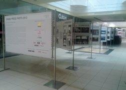 52. wystawa GPP 2013 - po ponownym montażu w Galerii PLAZA w Sosnowcu