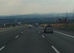 53. w drodze z ładunkiem do Kassel.