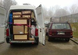 59. przeprowadzka z Wrocławia do Berlina - maksymalne wykorzystanie przestrzeni ładunkowej