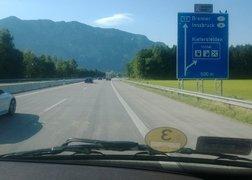 70. przeprowadzka  z Bolzano do Stargardu Szczecińskiego - gdzieś na trasie