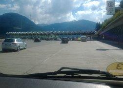 72. przeprowadzka  z Bolzano do Stargardu Szczecińskiego i płtny przejazd przez przełącz górską
