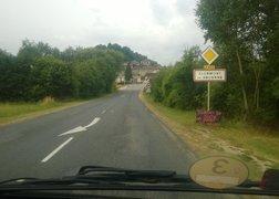 76. w drodze do Reims na załadunek