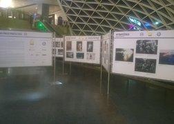 88. wystawa Grand Press Photo po montażu w warszawskich Złotych Tarasach